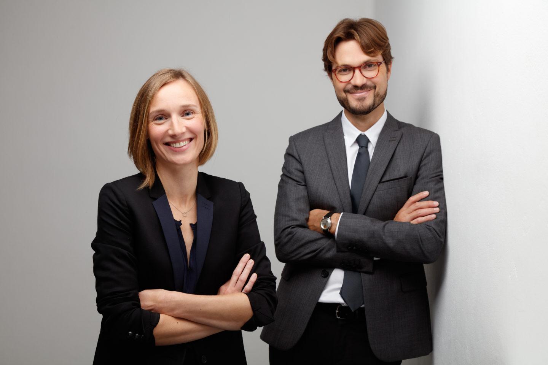 Matthieu et Laetitia ROUSSINEAU, avocat à Rouen