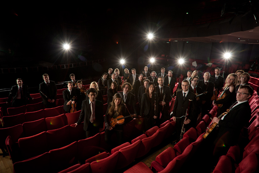 Orchestre, Opéra de Rouen