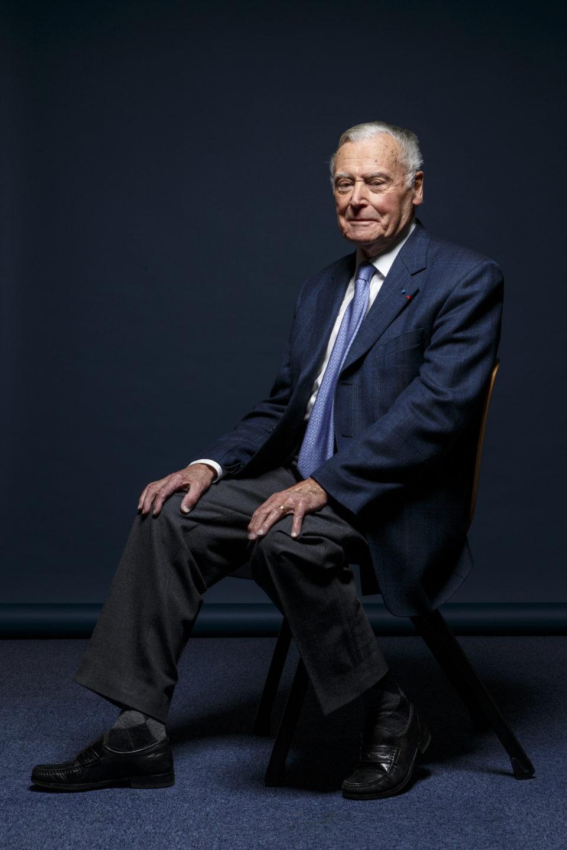 Pierre Emo, avocat, ancien bâtonnier de Rouen, décédé en 2016.