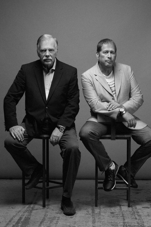 Jean-André Charial & David Kinch, Chefs 3 étoiles pour Relais et Chateaux