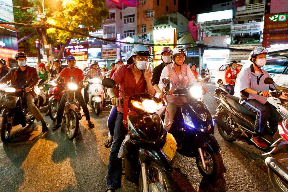 Saïgon en 2011  #1